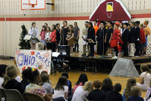 Normandy students present musical