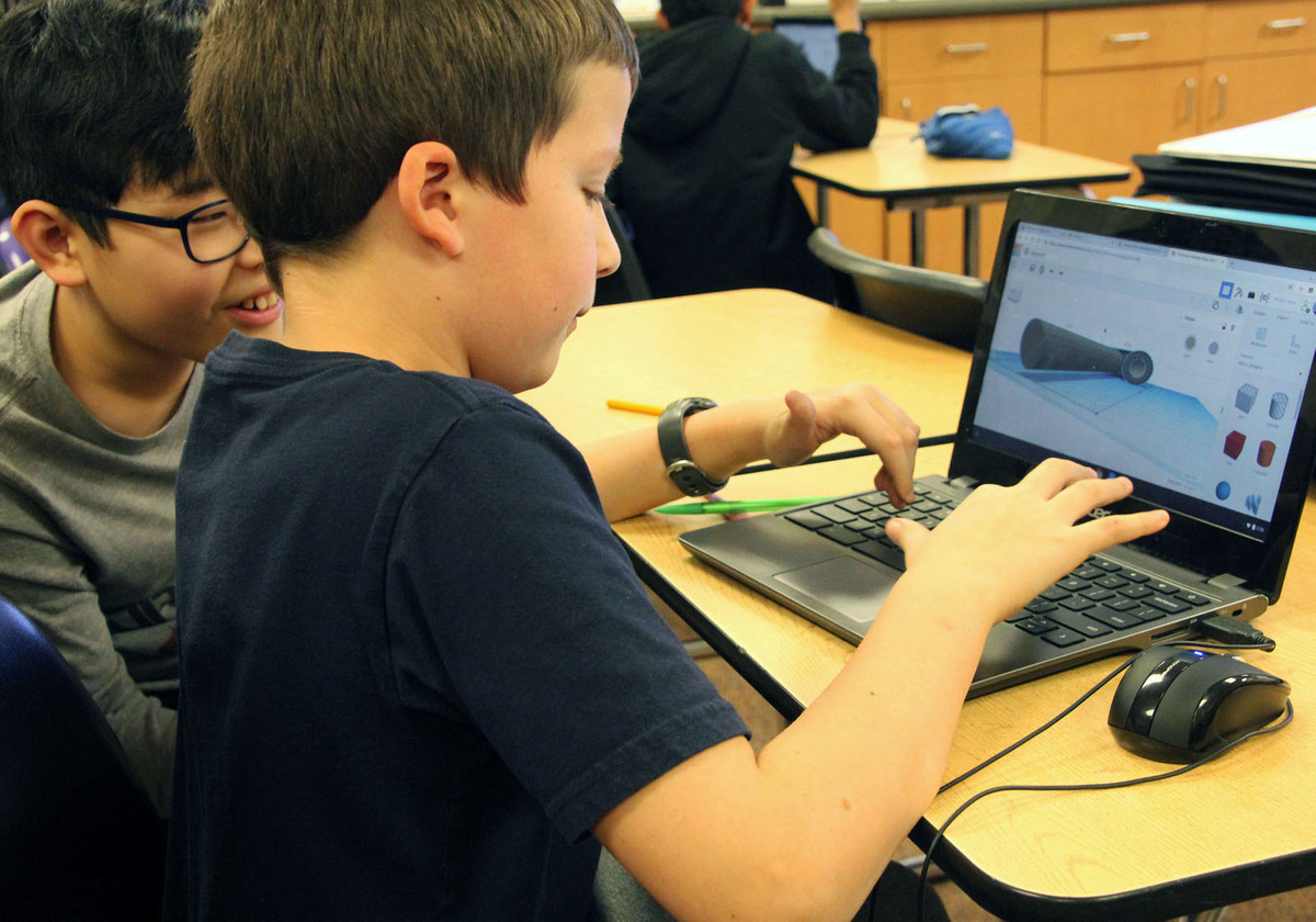 IT team improves classroom technology