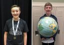 Centerville students qualify for National Geographic GeoBee Ohio State Competition