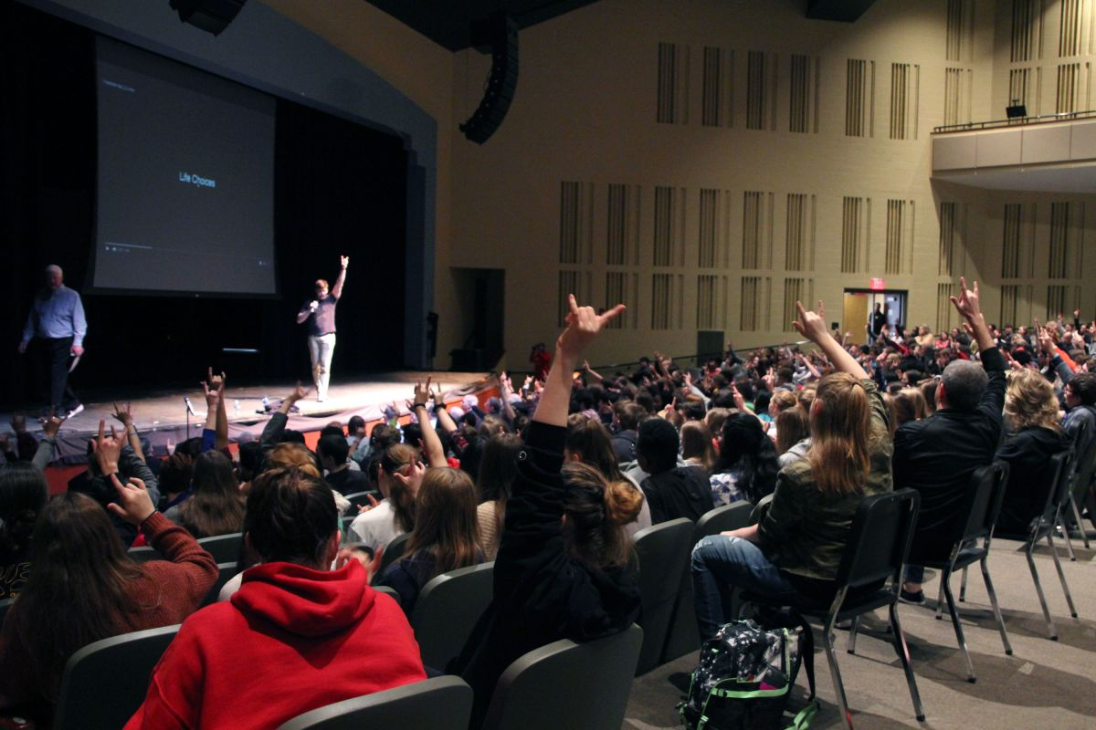 CHS hosts first Character Education Day