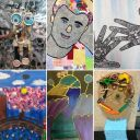 Seven students recognized by Ohio Art Education Association