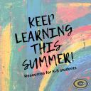 Summer learning resources for grades K-5