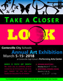 Centerville City Schools to host student art exhibition