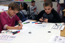 Ozobots visit Normandy