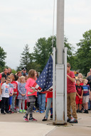 Normandy commemorates Patriot Day