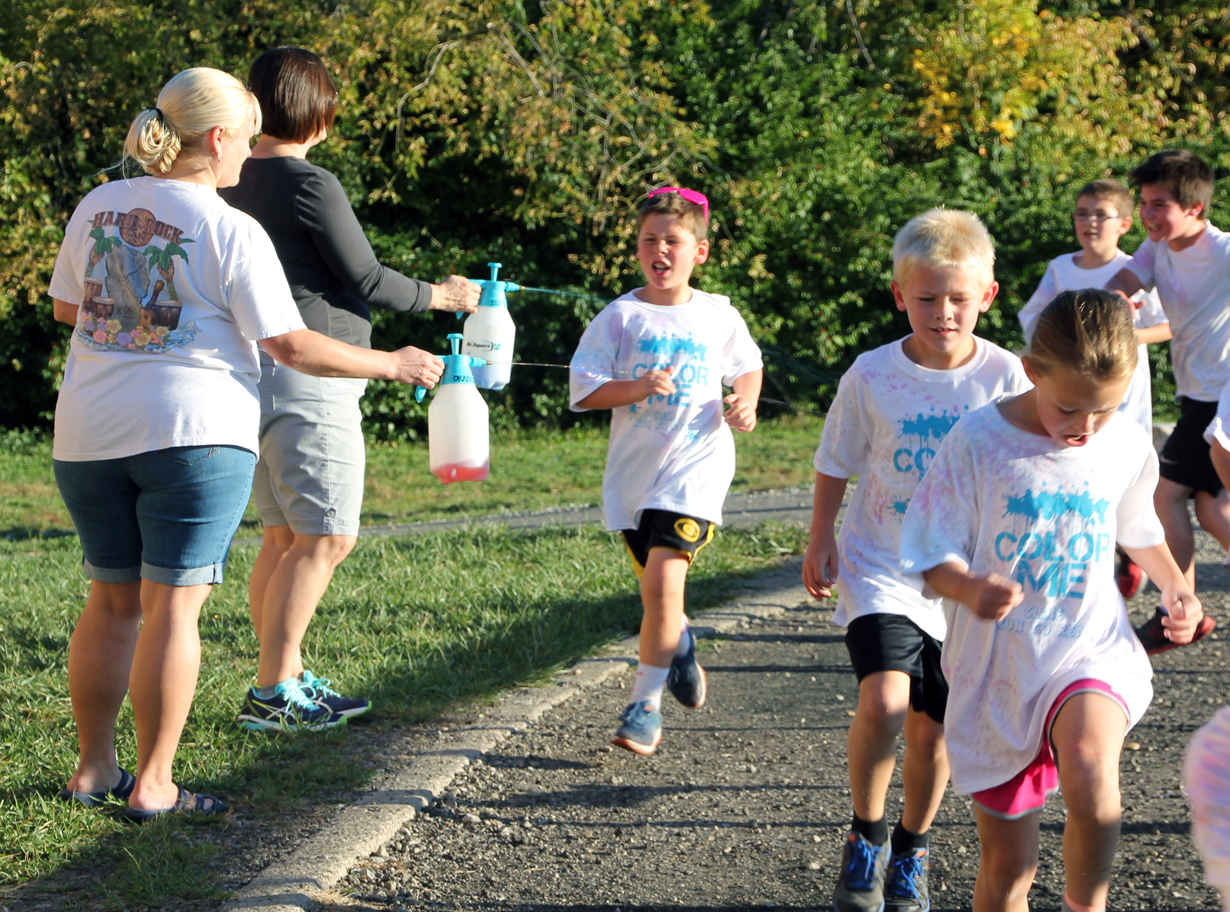 Image of Cline Run to Read fundraiser