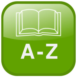 Image of A-Z Directory graphic