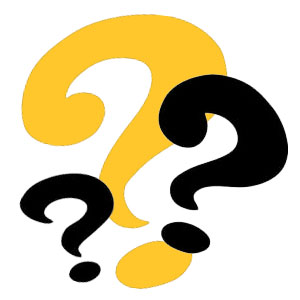 Image of Question Mark graphic